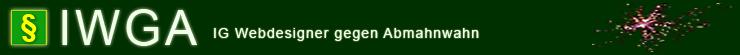 IWGA - IG Webdesigner gegen Abmahnwahn